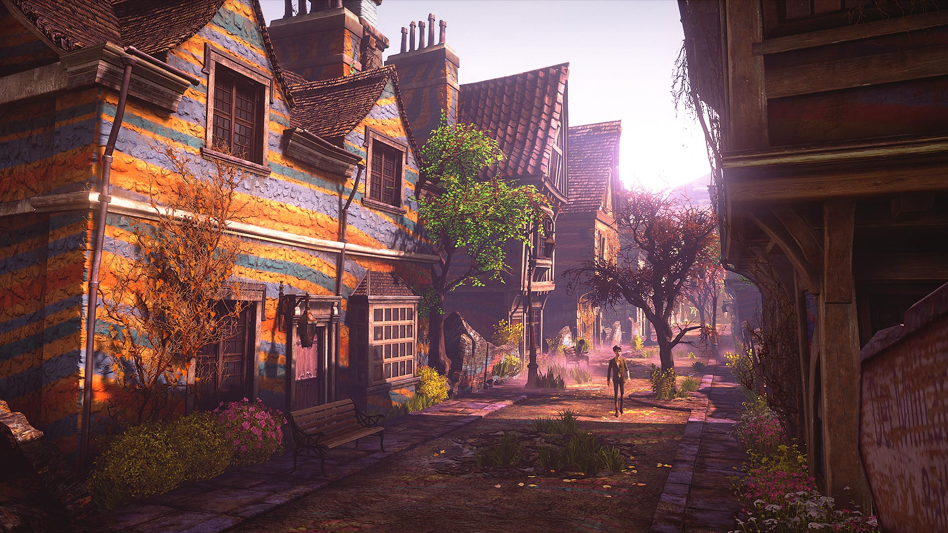 Customize Your Own House We Happy Few